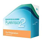Bausch & Lomb Pure Vision 2 HD for Astigmatism